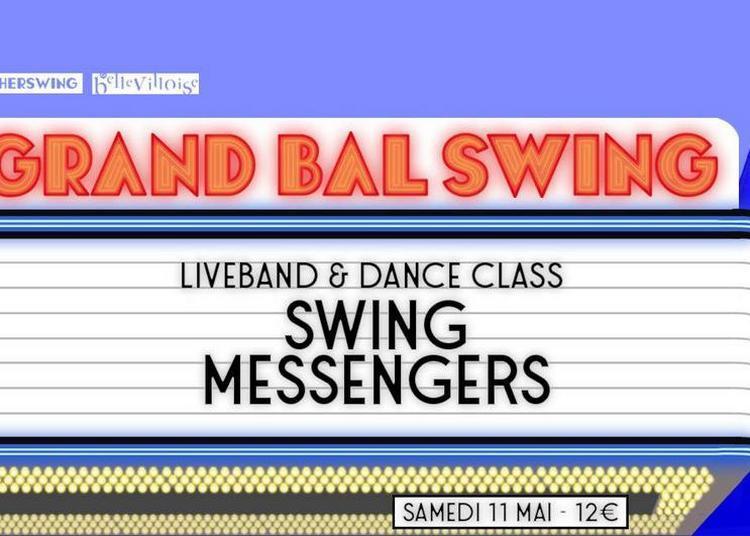 Le grand bal swing à Paris 20ème