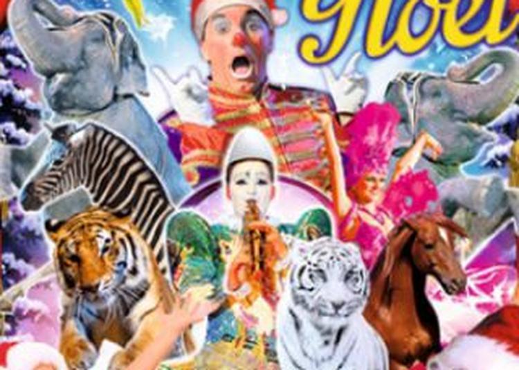 Le Grand Cirque De Noël à Vendenheim