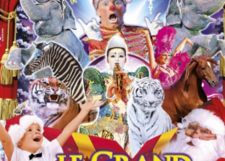 Le Grand Cirque De Noël à Troyes