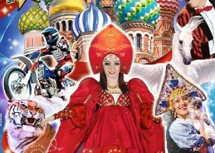 Le Grand Cirque De Saint Petersbourg - Nouvelle Tournee à Rennes