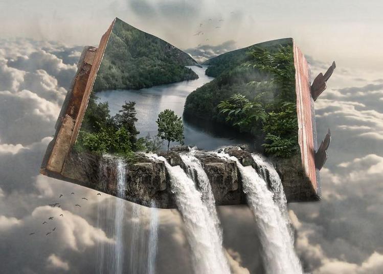 Le grand livre de l'eau, l'heure du conte pour tous à Yutz