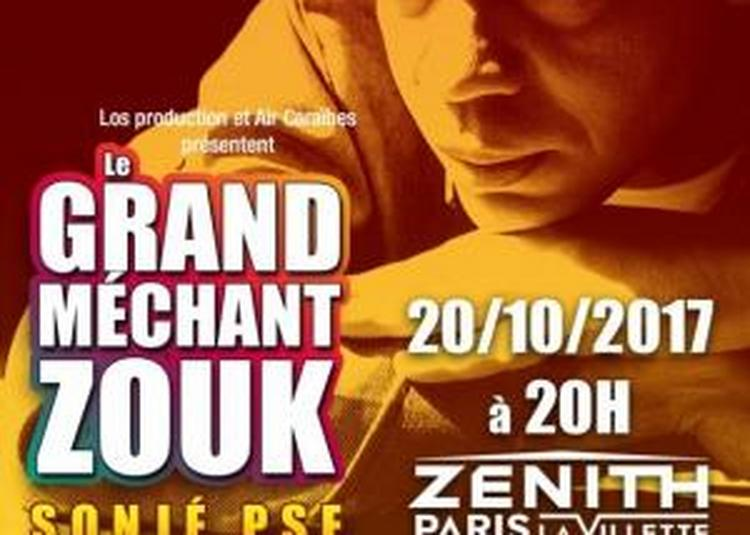 Le Grand Méchant Zouk à Paris 19ème