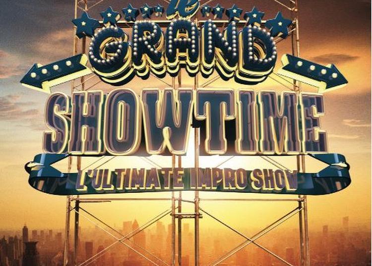 Le Grand Showtime à Paris 4ème
