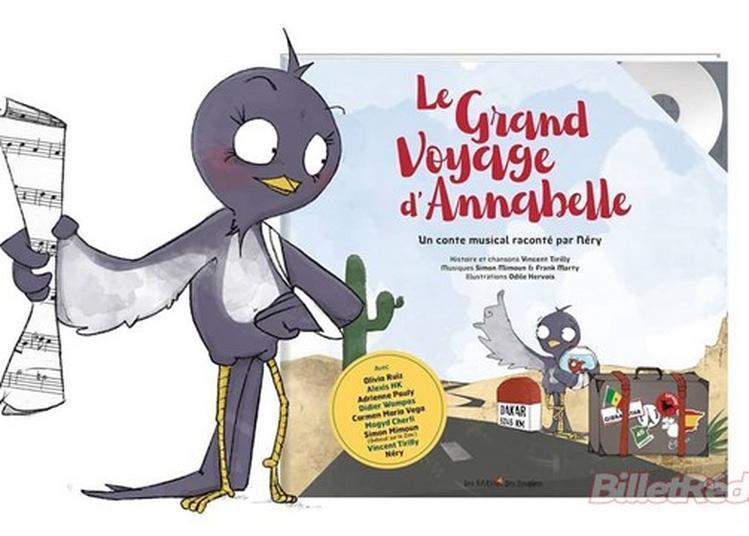 Le Grand Voyage D'Annabelle à Chennevieres sur Marne