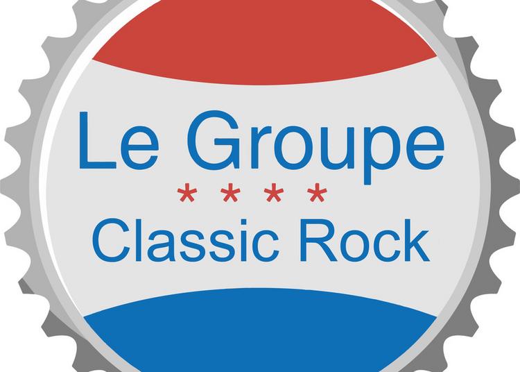 Le Groupe, classic rock à La Roche sur Yon