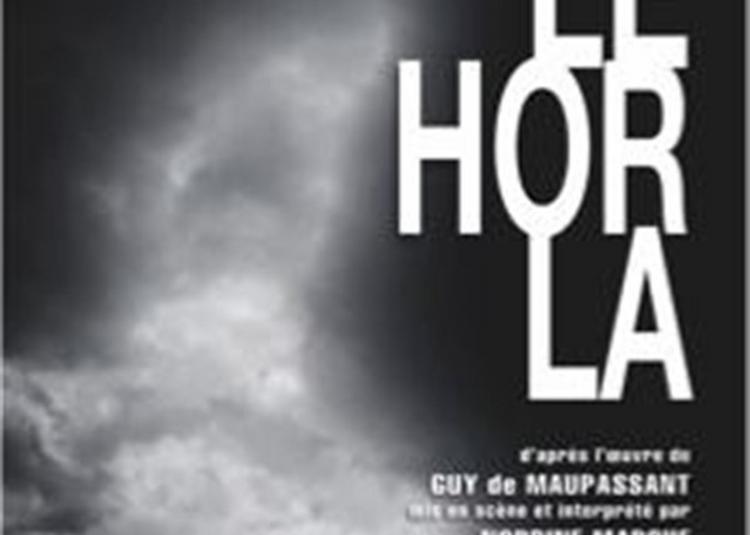 Le Horla à Paris 5ème