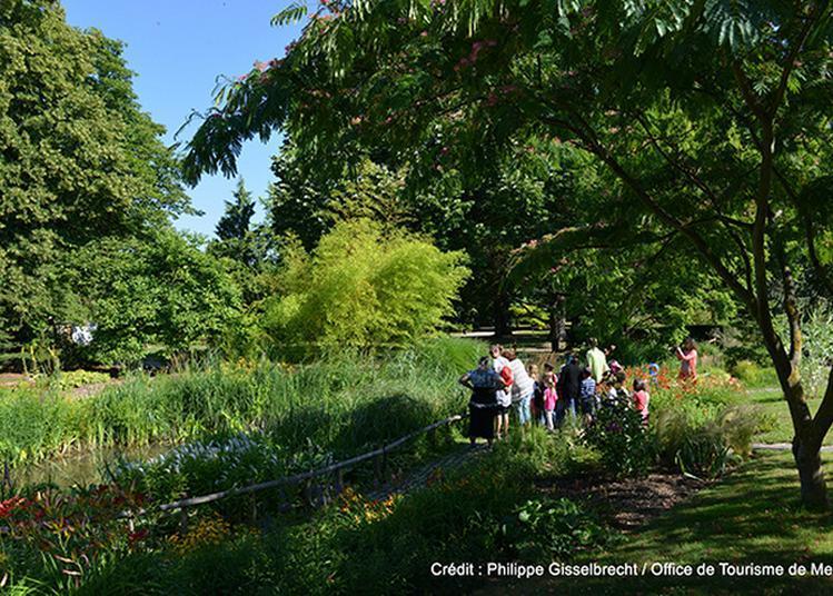 Le Jardin Botanique En Famille à Metz