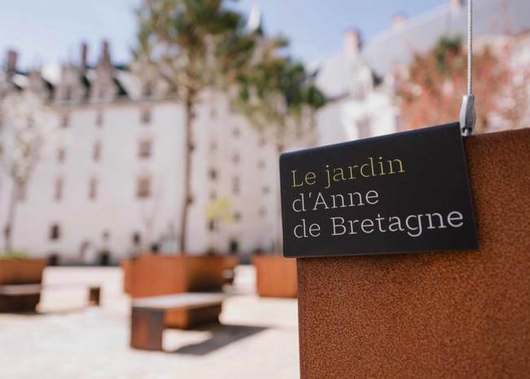 Le Jardin D'anne De Bretagne à Nantes