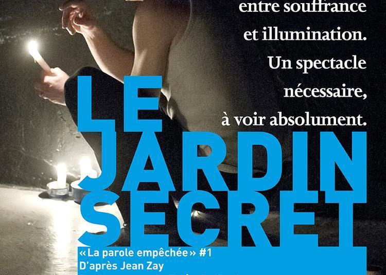 Le jardin secret à Auxerre