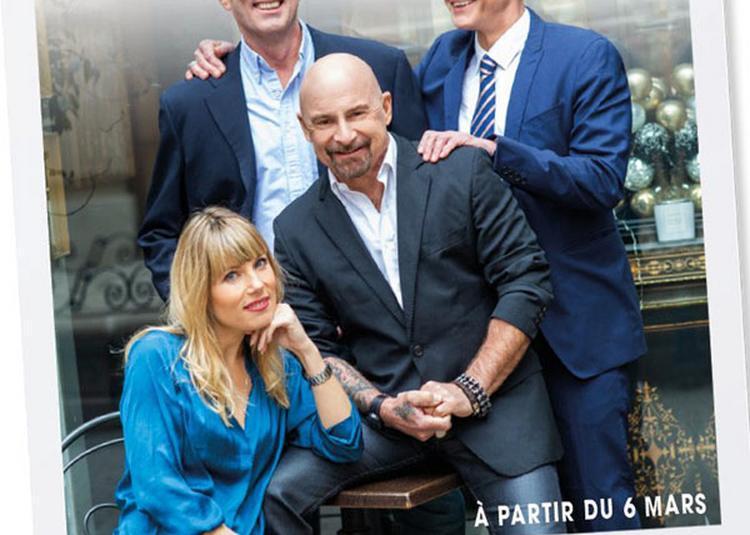 Le Jeu De La Verite Avec Vincent Lagaf' à Paris 10ème