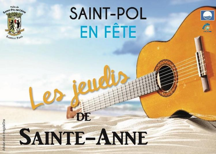 Les Jeudis de Sainte-Anne à Saint Pol de Leon