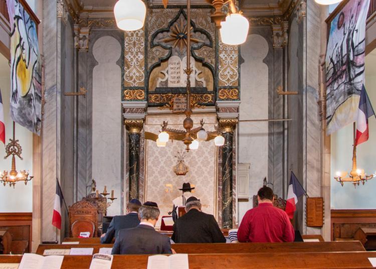 Le Judaïsme En Dialogue : Visite De La Synagogue De Belfort