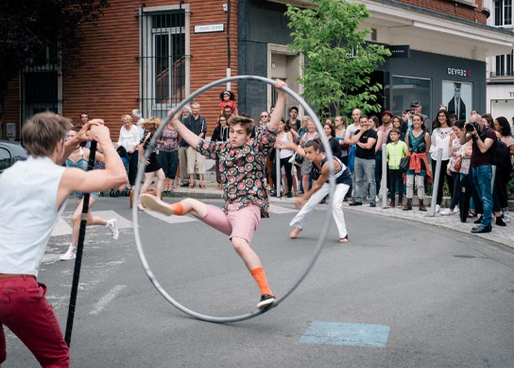 Le Labo Artistique - Ecole du Cirque Jules Verne à Amiens