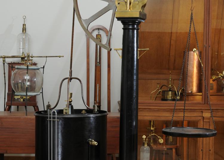 Le Laboratoire De Lavoisier à Paris 3ème