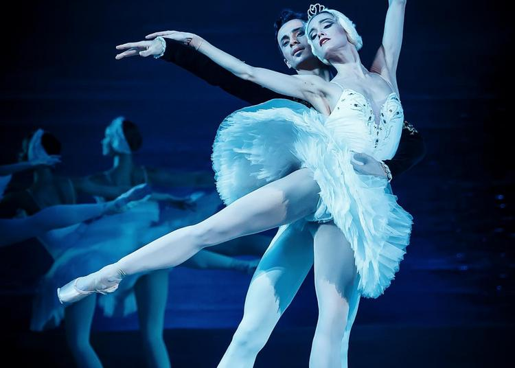 Le Lac des cygnes - Grand Ballet de Kiev à Saint Chamond