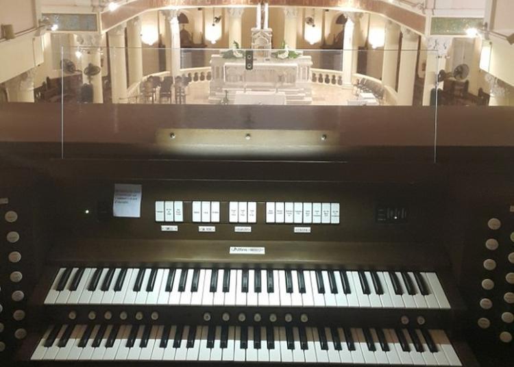 Le Lamentin / Arts Sacrés : Visite En Musique De L'église Saint-laurent