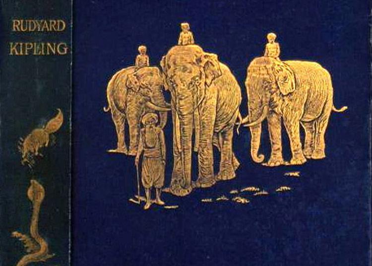 Le Livre de la Jungle - R. Kipling à Marseille