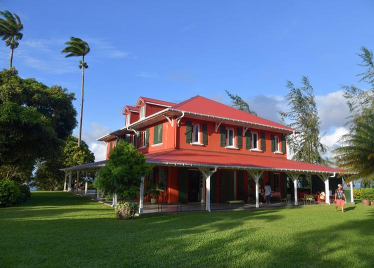 Habitation Bellevue - Visite Libre à Macouba