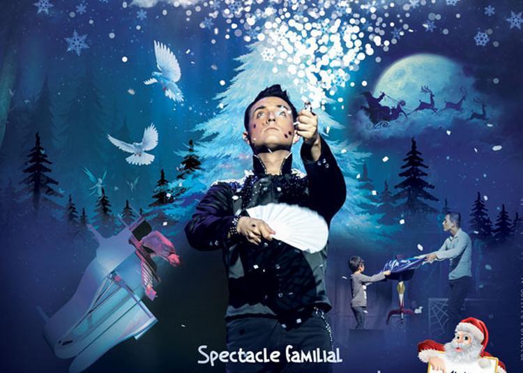 Le Magicien Du Pere Noel à Lyon