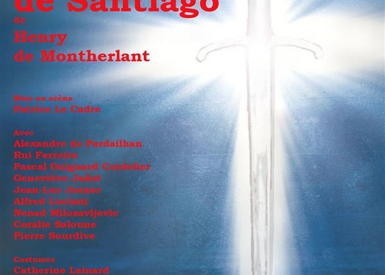 Le Maître De Santiago à Paris 9ème