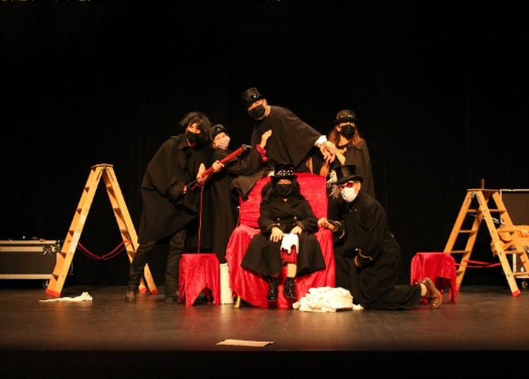 Le Malade imaginaire de Molière à Labruguiere
