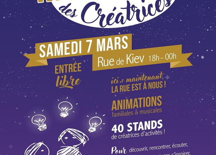 Le Marché des Créatrices 6° éd. 2020