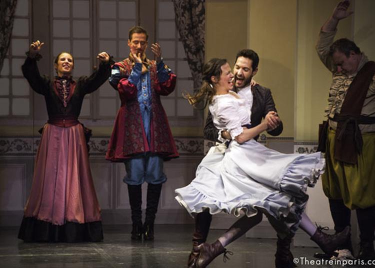 Le Mariage De Figaro à Marly le Roi
