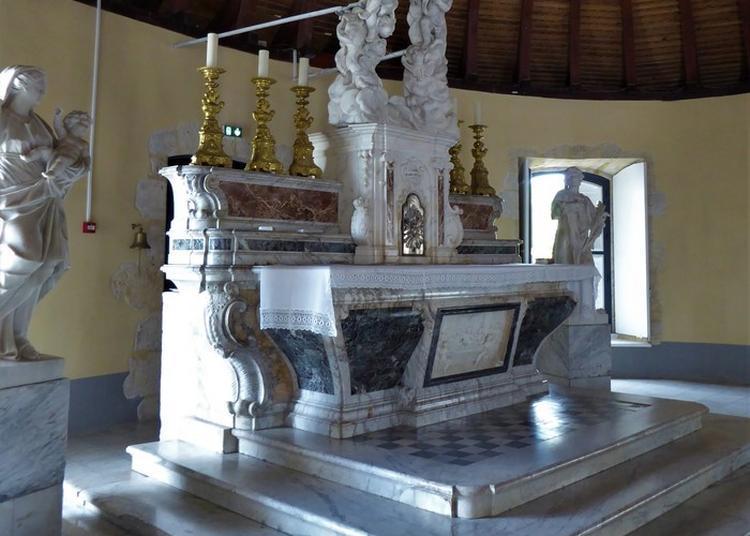 Le Marin / L'art Sacré De L'église Saint-etienne / Visite Guidée