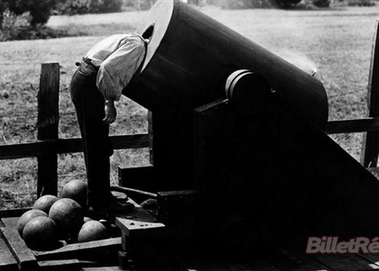 Le Mécano De La Générale Buster Keaton à Paris 15ème