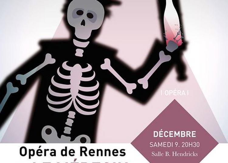 Le médecin malgré lui (Opéra de Rennes) à Laval