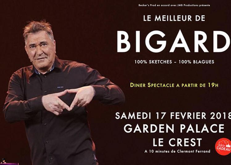 Le Meilleur De Jean-Marie Bigard à Le Crest