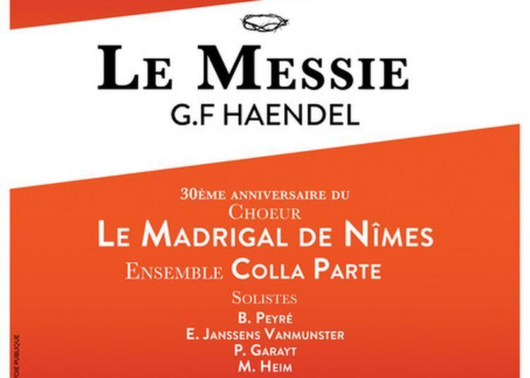 Le Messie de Haendel à Nimes