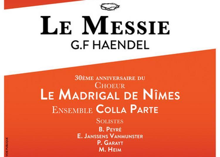 Le Messie de Haendel à Marseille