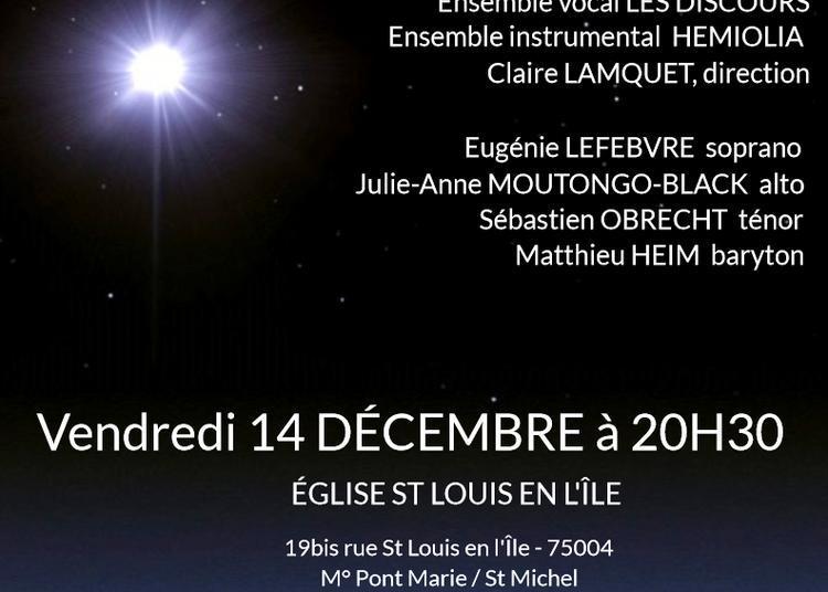 Le Messie - G.f. Haendel à Paris 4ème