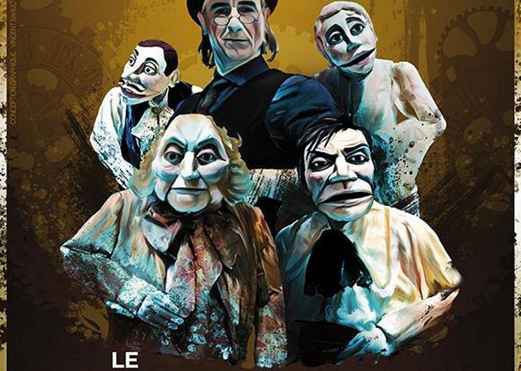 Le Misanthrope (marionnettes) de Molière à Pezenas