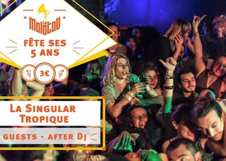 Le Molotov Fete ses 5 ans ! ! ! ! à Marseille