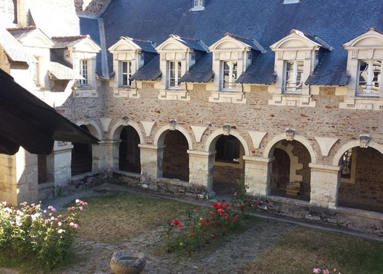Le Monastère Des Calvairiennes à Redon