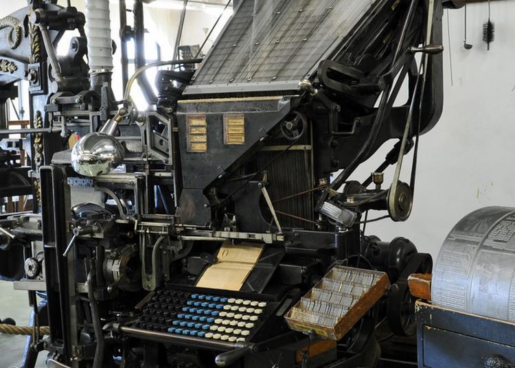 Le Monde De L'imprimerie En 1900 à Nantes