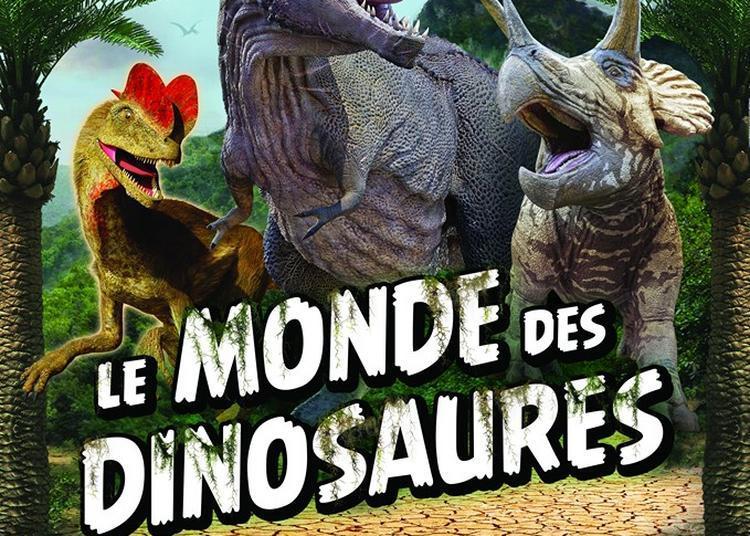 Le Monde des Dinosaures à Troyes