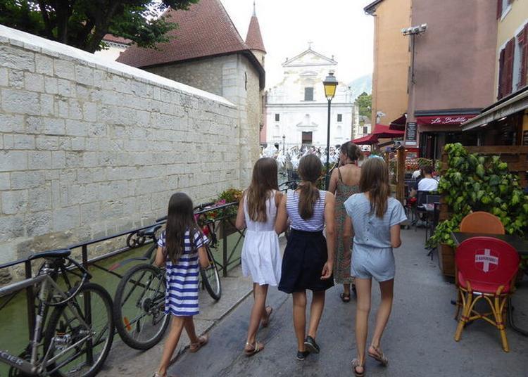 Le Moyen Âge à Annecy