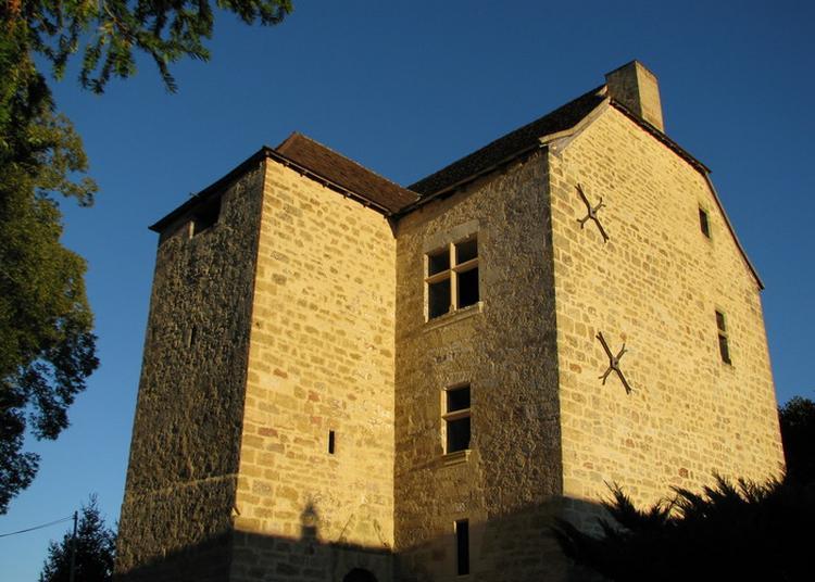 Le Moyen Âge à La Maison Forte De Ségelard à Auriac du Perigord