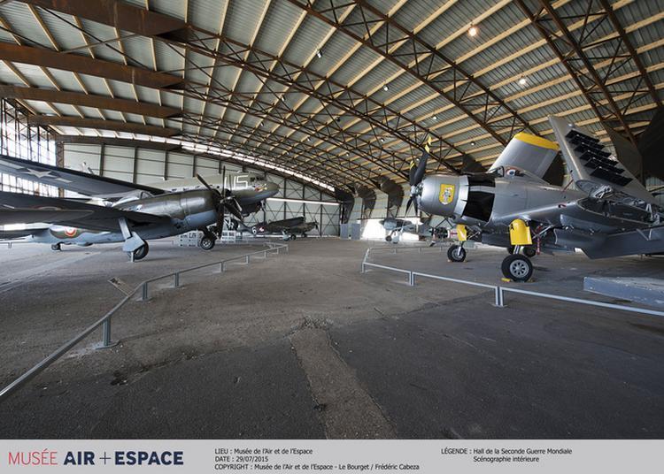 Le Musée De L'air Et De L'espace Vous Révèle Son Histoire à Le Bourget