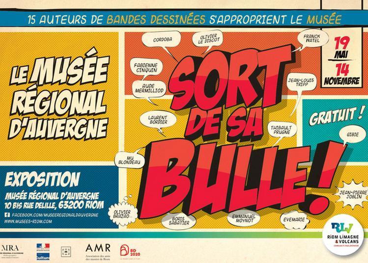 Le Musée Régional D'auvergne Sort De Sa Bulle ! à Riom