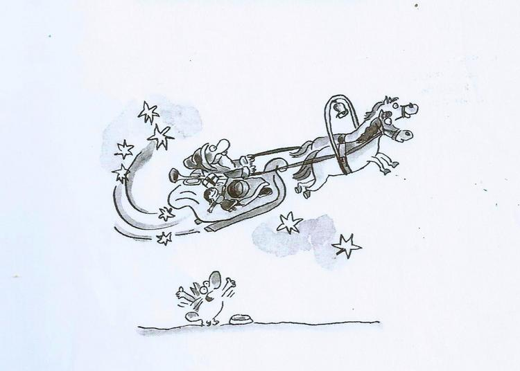 Le Noel du Chat à Pourrieres