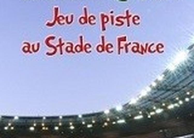 Le Noel Du Grinch : Jeu De Piste Au Stade De France à Saint Denis