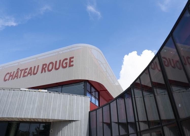 Le Nouveau Château Rouge Vous Ouvre Ses Portes à Annemasse