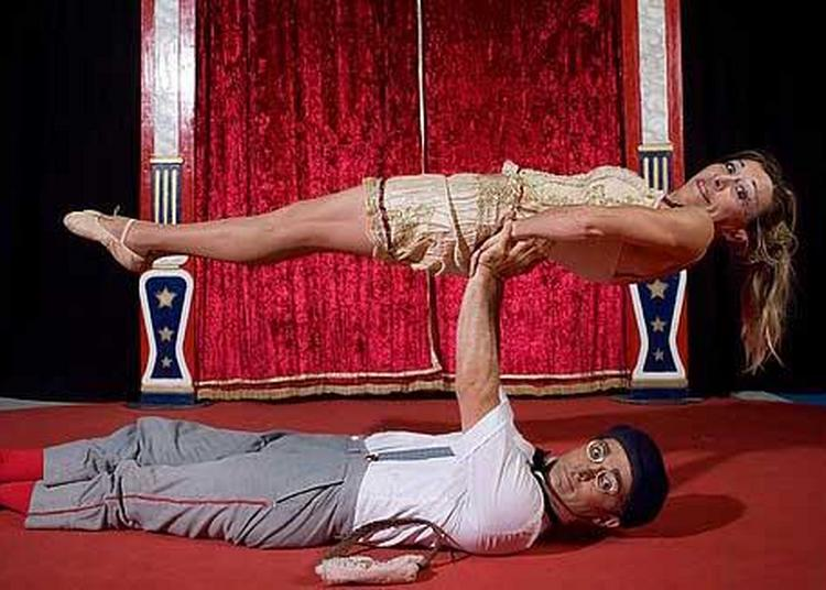 Le nouveau Duo Tenbas - Cirque Star à Dijon