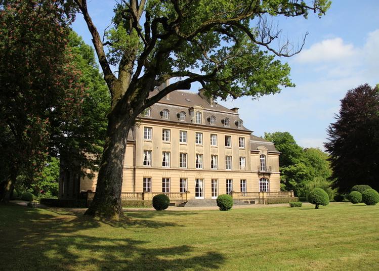Le Parc Du Château De Bétange, Un Havre De Paix Au Coeur De La Vallée Sidérurgique à Florange