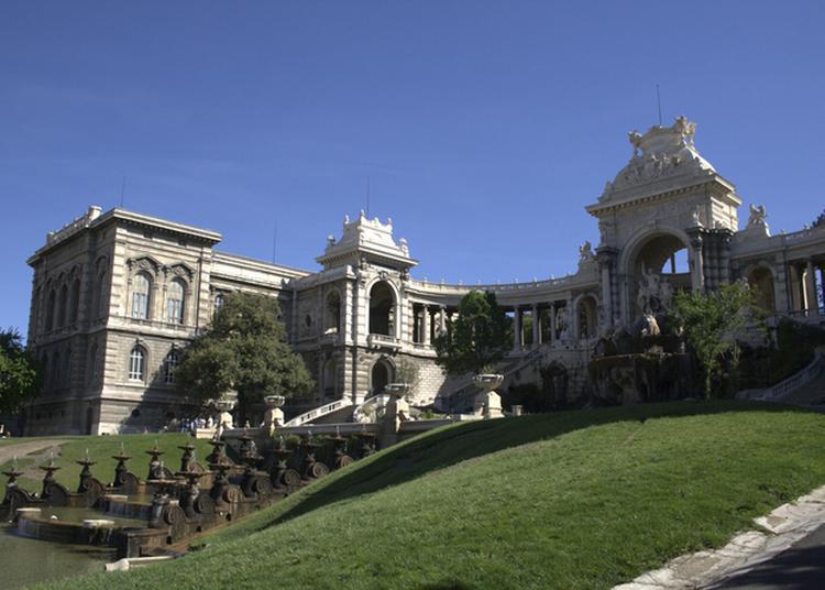 Le Parc Du Palais Longchamp à Marseille