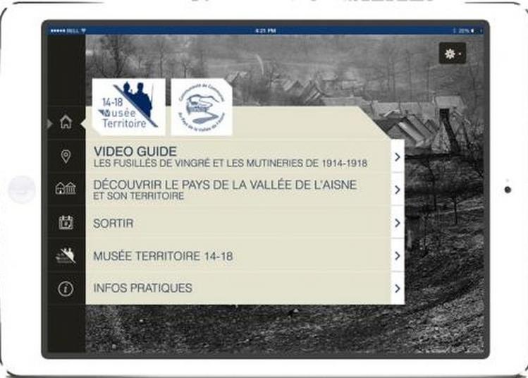 Le Parcours Des Fusillés Et Mutins Du Musée Territoire 14-18 à Nouvron Vingre